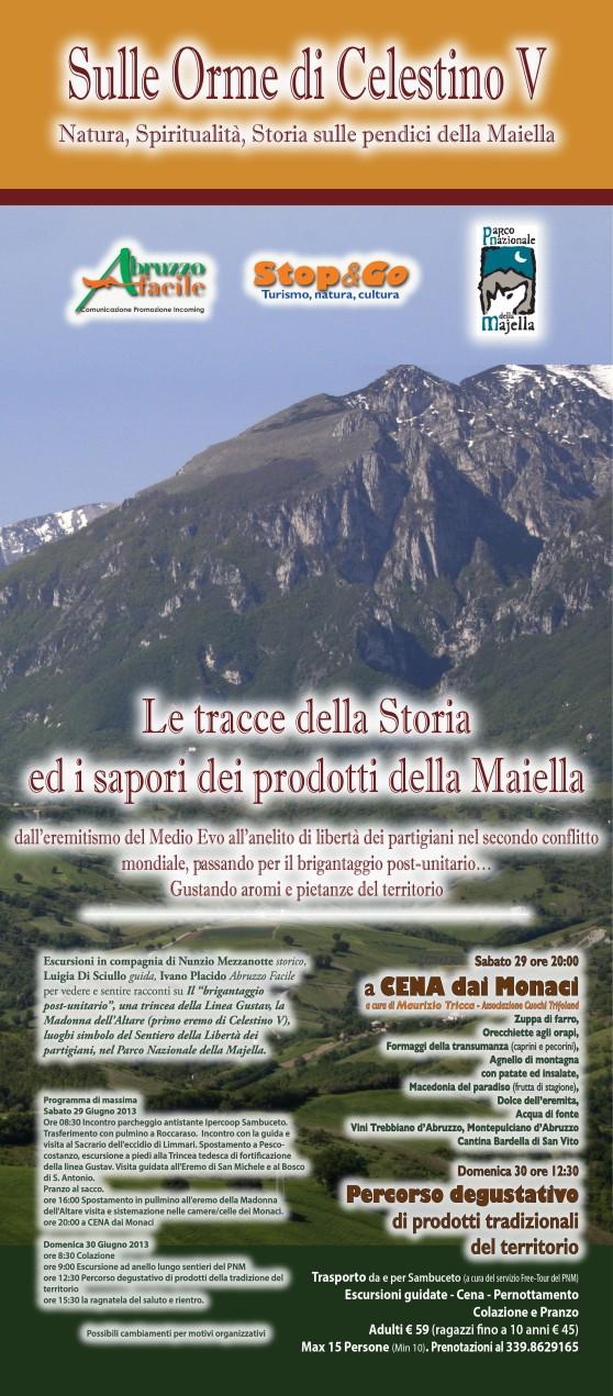 Iniziativa molto interessante in Abruzzo