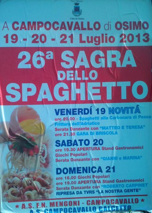Sagra dello Spaghetto