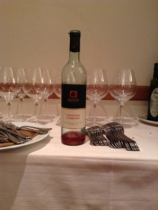 Secondo vino - cerasuolo da Montepulciano in purezza