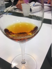 Passito Pantelleria Donna Fugata - bicchiere