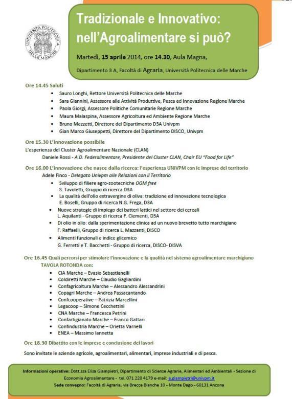 convegno 15 aprile