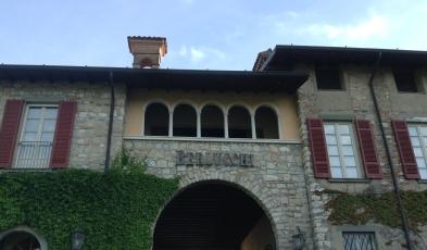 Berlucchi - ingresso