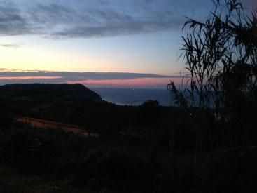 Panorama dal Poggio