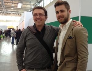 Con Leonardo Zerilli