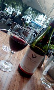 86 - Pinot Noir neozelandese a cena con Matt - fronte