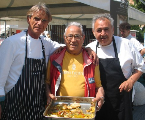antonio tedesco e chef