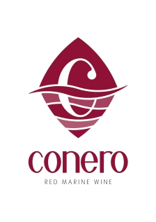 CONERO_Red_Marine_Wine_Logo