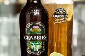 Crabbie's beer