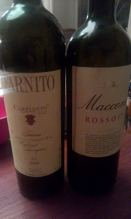 Maccone e Farnito