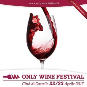 Only Wine Festival 2017, Città di Castello