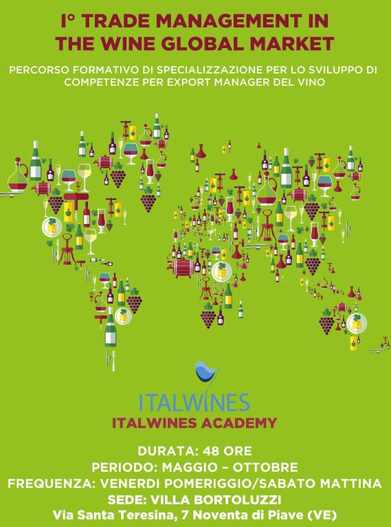 Master Export Manager ITALWINES ACADEMY